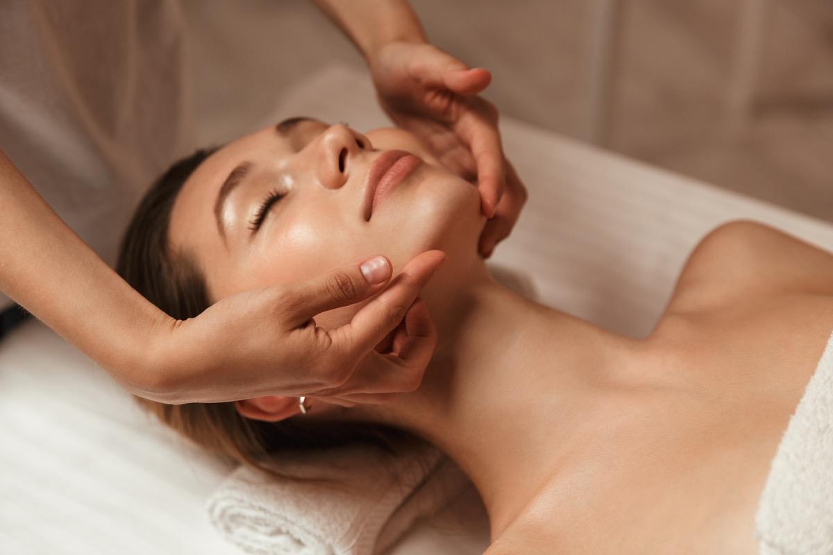 masaż produktami hydra quest